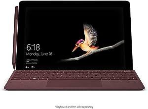 Microsoft Surface Go 8GB / 128GB W10P 10 PIXELSENSE (Pen Not Included)-JTU-00001 (Renewed)