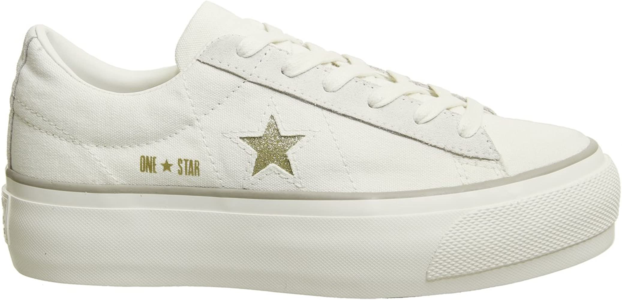 one star converse mujer