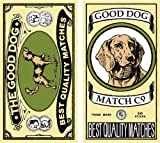 HomArt Large Decorative The Good Dog Matches