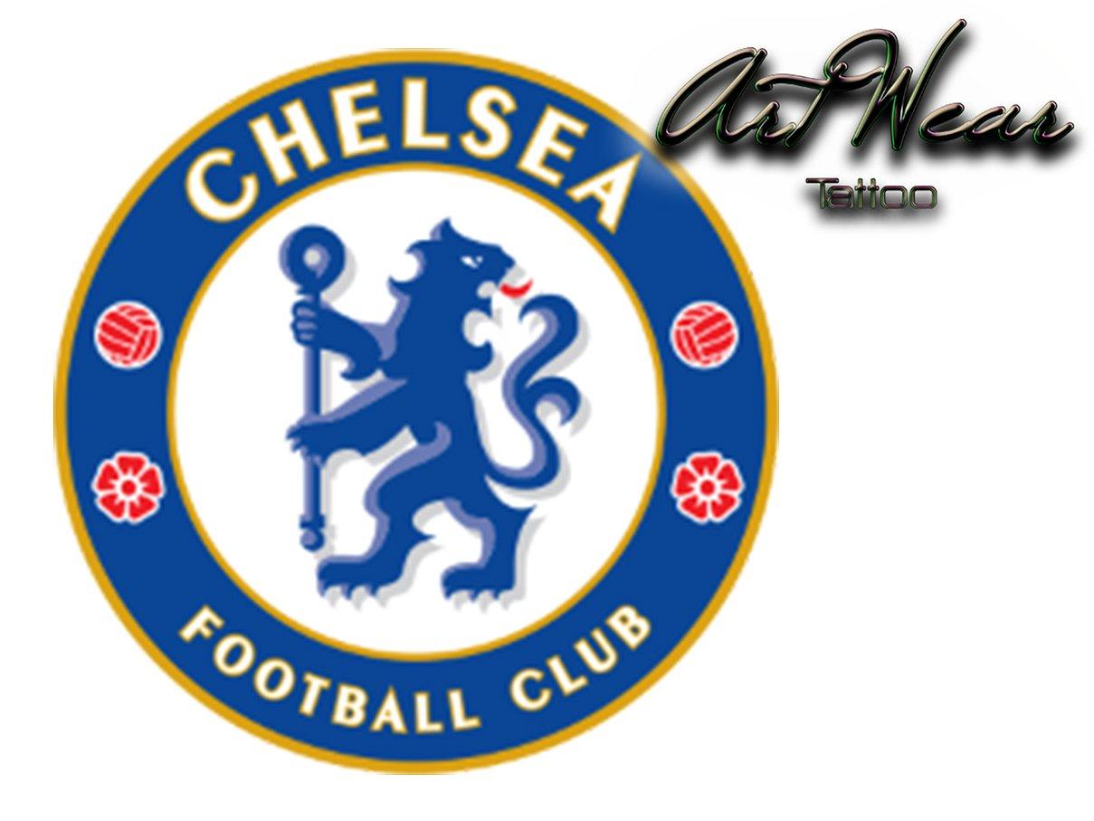 Tatuaje Temporal Equipe fútbol – Inglaterra Chelsea FC – artwear ...