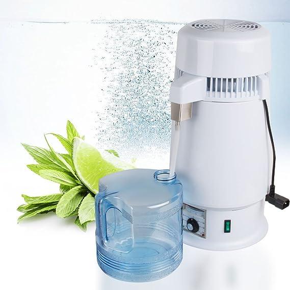 Careshine Home - Máquina destiladora de Agua con conexión de 4 ...