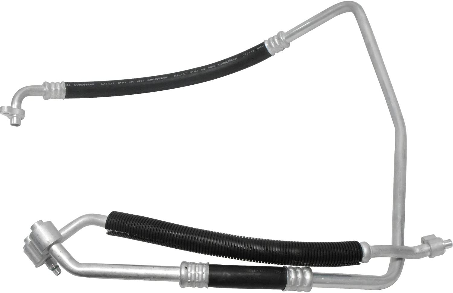 A//C Manifold Hose Assembly-Suction and Discharge Assembly UAC HA 11387C