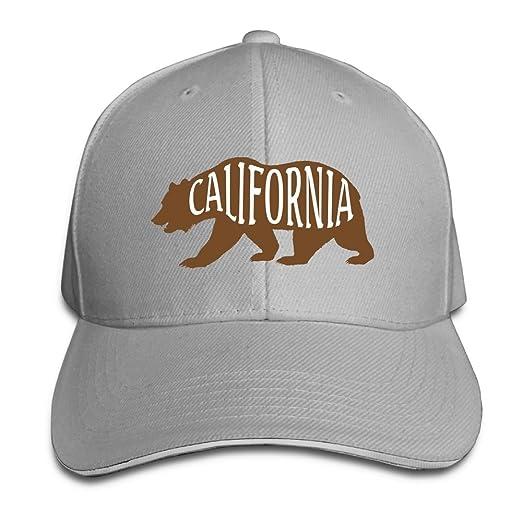 f2ac9bd4648b May California Bear Baseball Caps Printed Adjustable Vintage Snapbacks For  Teen Boys