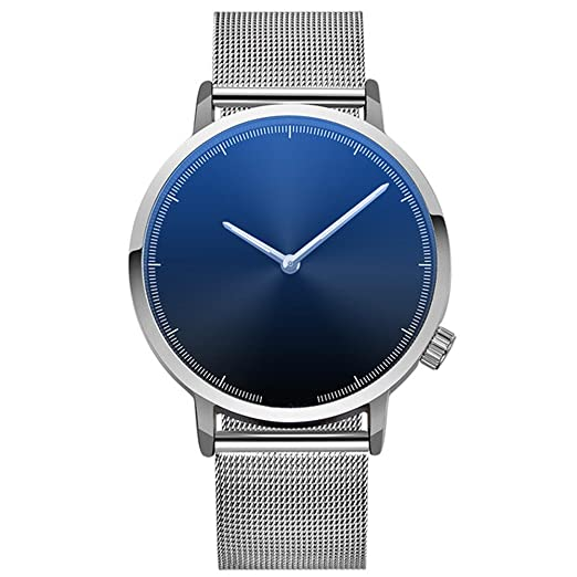 ZODOF Relojes Hombre Reloj de Pulsera de Analógico de Cuarzo Relojs Elegante Impermeable Negocios Relojes para Hombre: Amazon.es: Ropa y accesorios