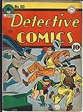 Detective #60 DC Golden Age Batman