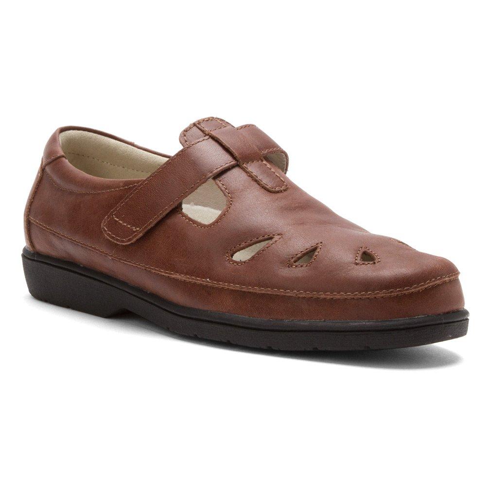 Propet Women's Ladybug Walking Shoe B008Y0NJ7E 9 2A(N) US|Chestnut
