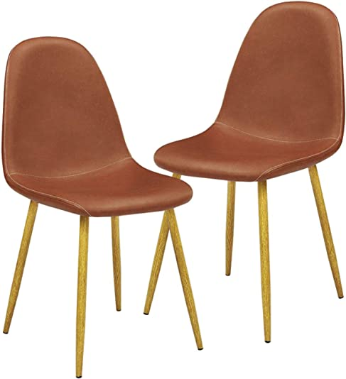 GreenForest Dining Chairs Set of 2
