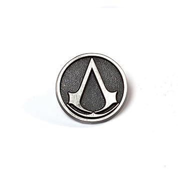 Assassins Creed Crest Pin de la solapa Antique: Amazon.es ...