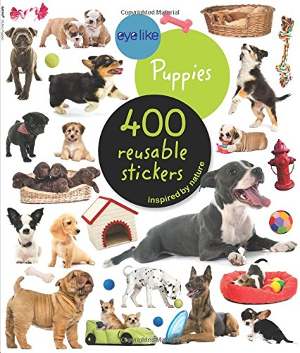 Eyelike Stickers: Puppies -