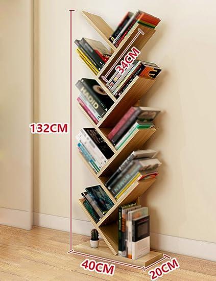 Porta oggetti scaffali HWF Libreria per bambini Libreria a forma di ...