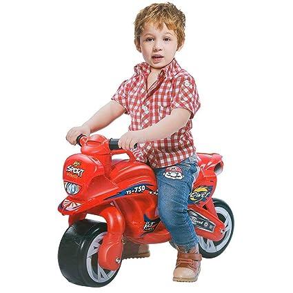 Amazon.com: colortree Kids Ride On motocicleta modelo de ...