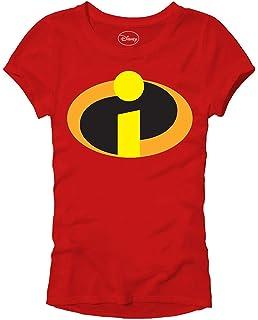 bbaa2331917015 Amazon.com  The Incredibles Juniors  Classic Logo T-Shirt  Clothing