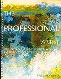 The Professional Artist : Kathleen Adkison Abstract Expressionism Prints Portfolio, Van Dewerker, John, 0989641317