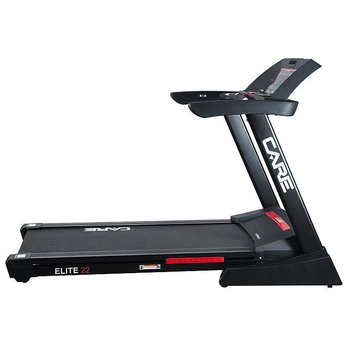 Cinta de correr motorizada ELITE 22 de CARE | Velocidad hasta 22 ...