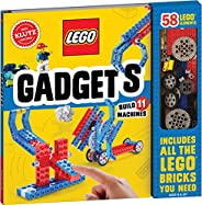 Klutz Lego Gadgets Science & Activity Kit, Age