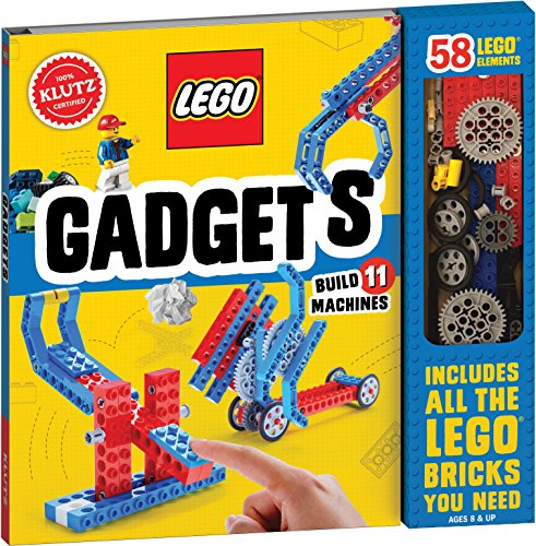 Klutz Lego Gadgets Science