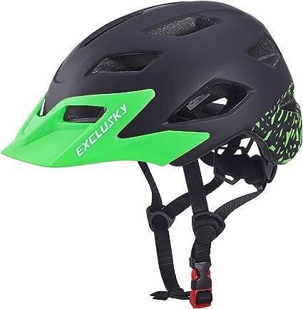 Exclusky Casco da Bicicleta para Niños Infantil Ciclismo Casco ...