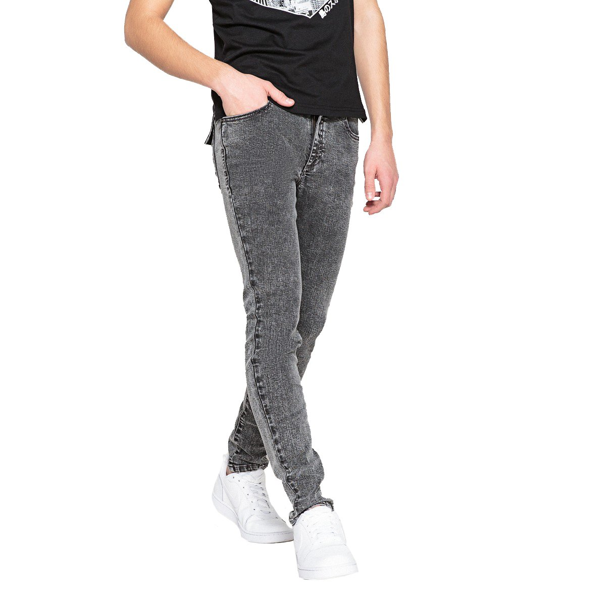 La Redoute Collections Bambino Jeans Skinny Neve 1016 Anni 350092670