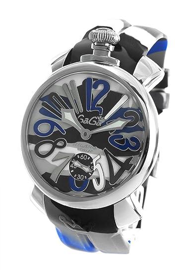 timeless design a9293 5f3dc Amazon | ガガミラノ マヌアーレ カモフラージュ48MM 腕時計 ...