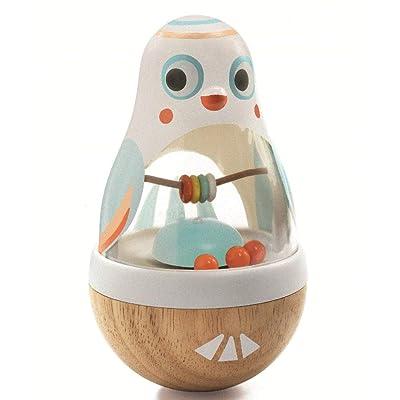 DJECO BabyPoli Infant Toy: Toys & Games