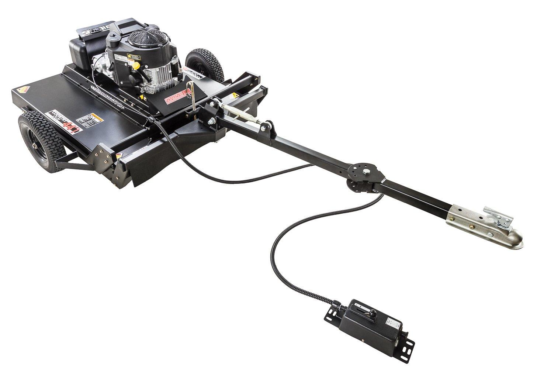"Amazon.com : Swisher RC14544CPKA 14.5HP 12V Kawasaki Commercial Pro Rough  Cut, Black, 44"" : Garden & Outdoor"