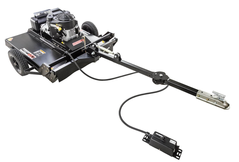 Swisher RC14544CPKA 14.5HP 12V Kawasaki Commercial Pro Rough Cut, Black, 44''