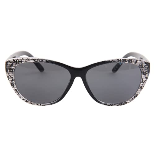 c36757dbeb The SojoS Printed Fashion Cat Eyes sunglasses are a subtle cat eyes style