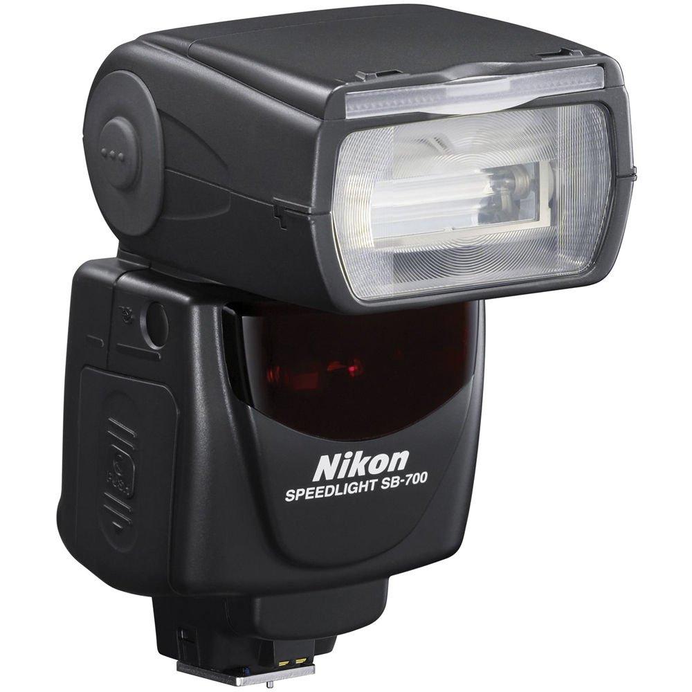 Nikon SB-700 TTL AF Shoe Mount Speedlight External Flash for Nikon Digital SLR Cameras (US Model) by Nikon