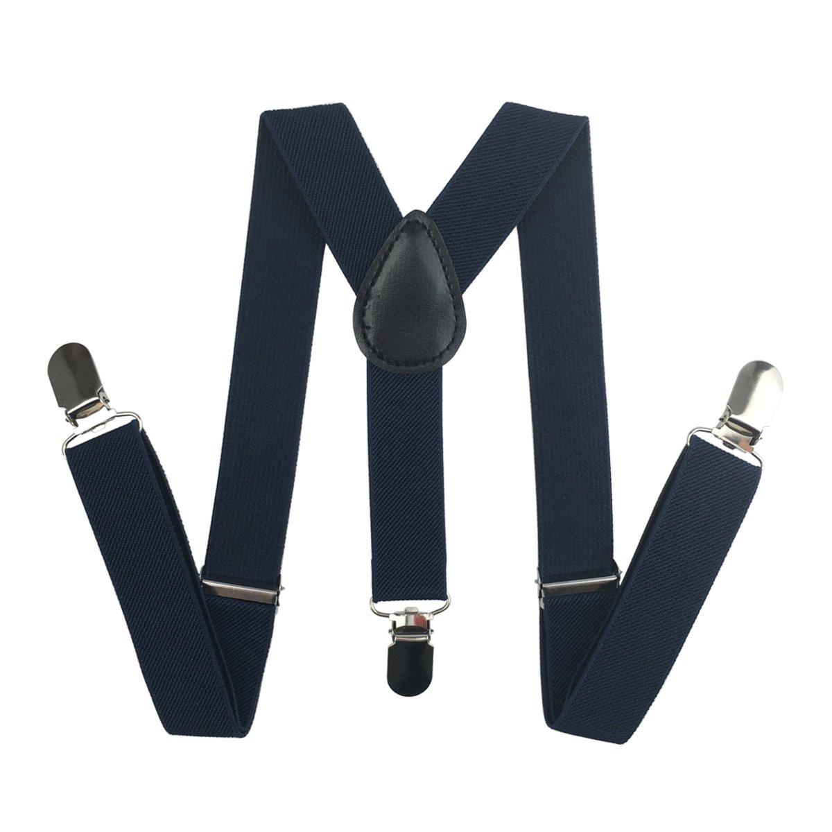 Kids Suspender, Cinny Elastic Solid 1 Suspender