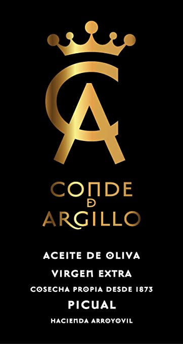 AOVE Conde de Argillo - Pet 5 Litros