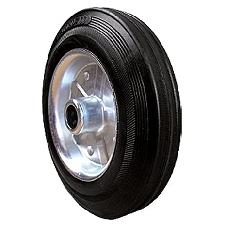 Rueda de repuesto goma – Ruedas de repuesto goma Caballete Transporte rodillo Rueda Giratoria ruedas ruedas