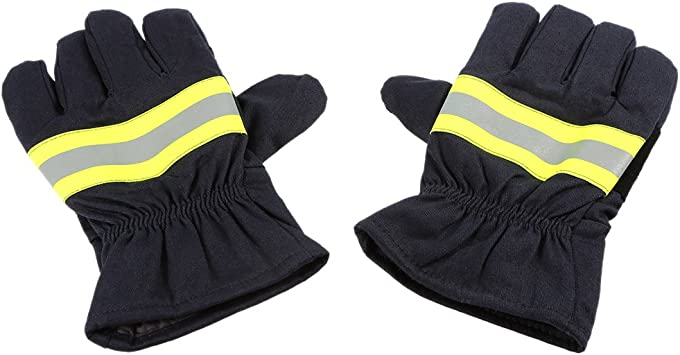 KKmoon Fire Protective Gloves