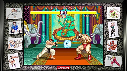 61vB6bf5UJL - Street Fighter 30th Anniversary Collection - Xbox One Standard Edition