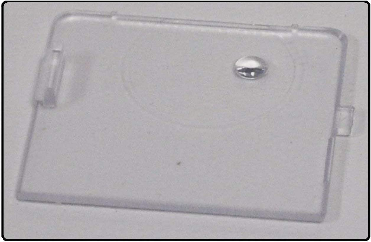 Cubierta para placa de aguja NB1293000 para máquinas de coser ...