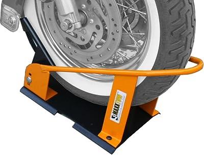 MaxxHaul Motorcycle Wheel Chock
