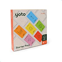 Yoto Starter Pack – Kids Audio Cards for Yoto Player Audioplayer Device | Including a Story, Music, Activity, Podcast…