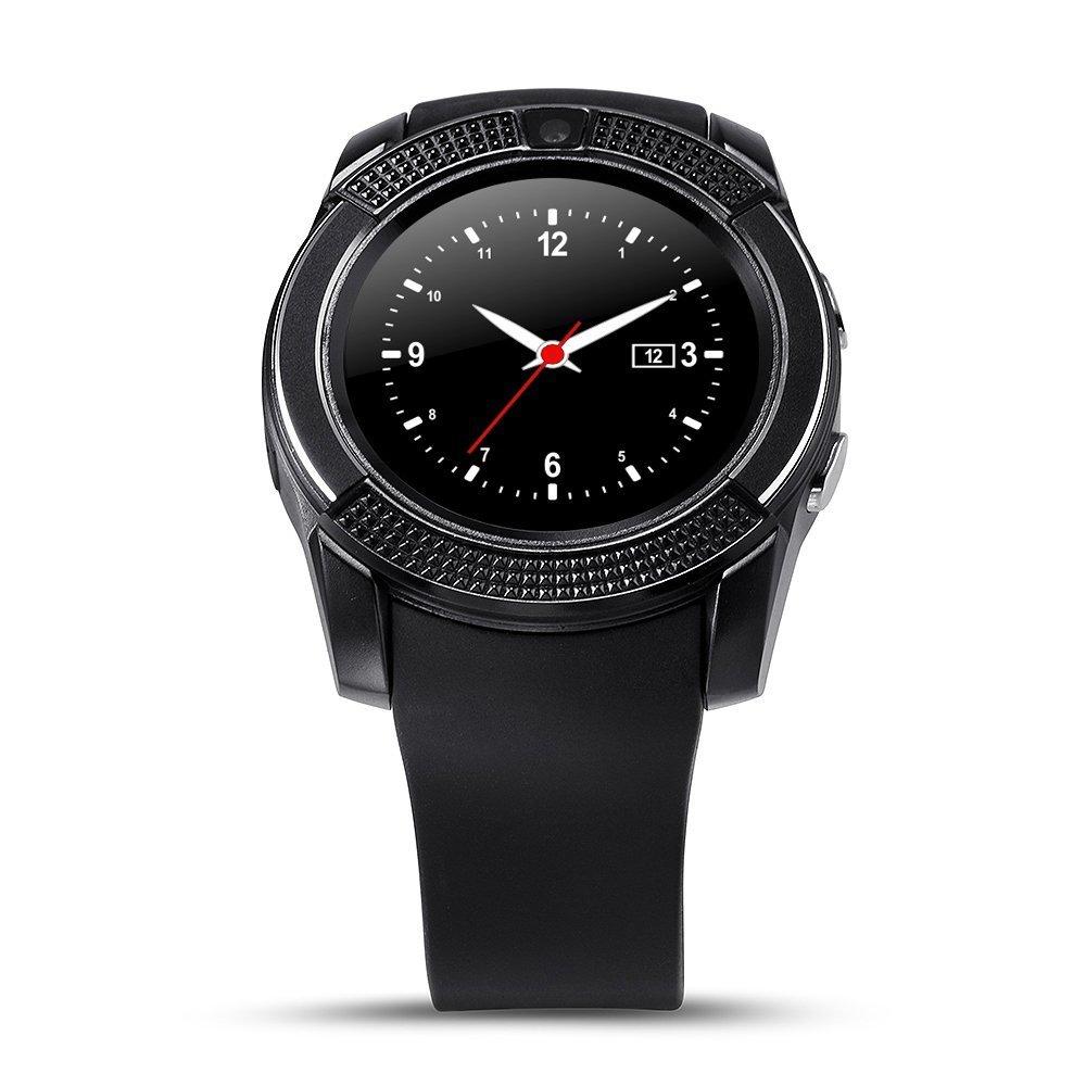 SinoPro V8 Reloj Elegante de ,Deportes Rastreador de Ejercicios ...