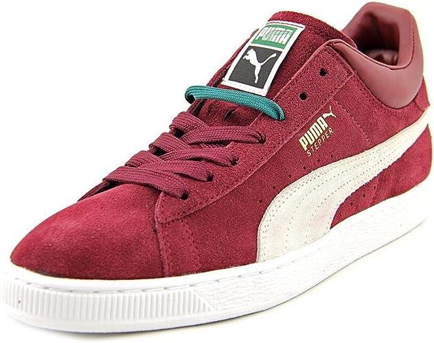 PUMA Men's Stepper Classic Sneaker