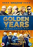 Golden Years Grand Theft OAP [DVD]