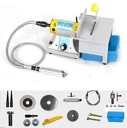 Used Milling Machines Power Tools Tools Home Amazon Com >> Topchances Tm 2 350w 0 10000r Min Adjustable Jewelry Rock Polishing