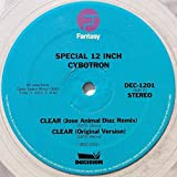 Cybotron - Clear (Remix) / Techno City - Decision Records - DEC-1201, Fantasy - DEC-1201