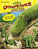 img - for Totally Amazing Dinosaurs (Full-Color Activity Book) by Hacker Randi (2000-03-01) Paperback book / textbook / text book