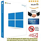 Windows 10 Home(Famille) 32/64 Bits Licence | Français | Clé d'activation originale et livraison gratuite par e-mail | Assistance et instructions (Satisfait ou remboursé) Licence perpétue