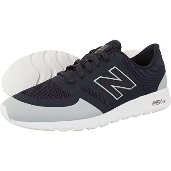 New Balance 420 amazon-shoes blu-marino