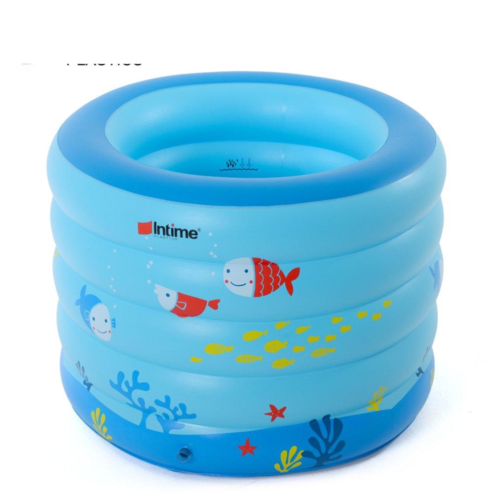 Baby Schwimmbad/Aufblasbare Thermal Erlebnisbad/Infant jungen baby Pool/Freizeitbad/Große Swimming Fässer-B
