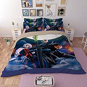 nightmare before christmas bedding lotus karen 2017 new design christmas bed linen bedding set for christmas gift and decoration including 1 duvet cover - Nightmare Before Christmas Bedding Queen