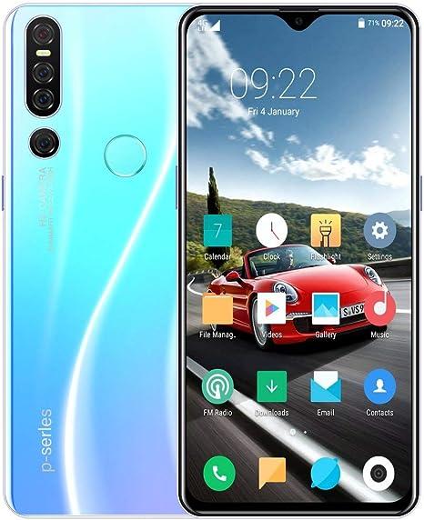 30 Pro Desbloqueado 4GB + 64GB Smart Phone Fingerprint Dual SIM ...