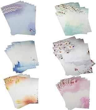 neon kraft polka dots pen pal envelopes writing paper set stationery set letter writing paper purple letter writing set stationary