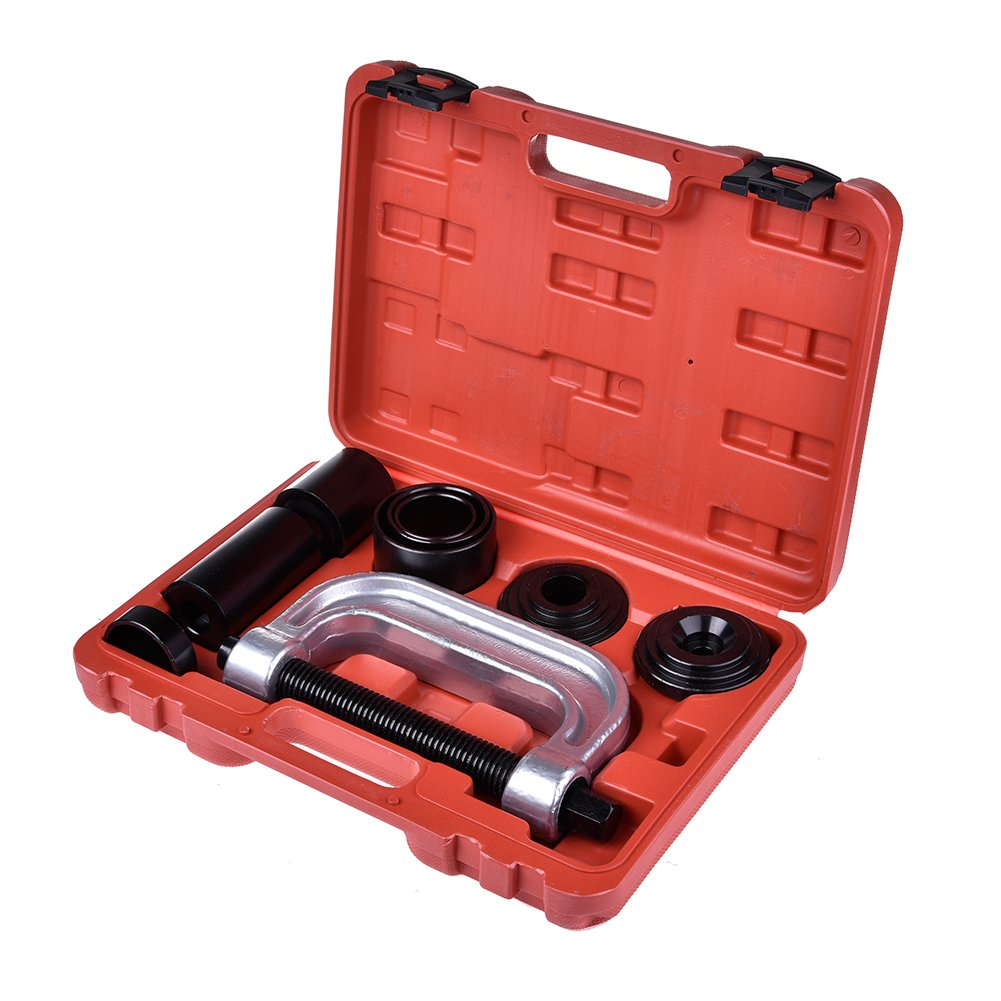 ACUMSTE 4-IN-1 Ball Joint Deluxe Service Kit Tool Set 2WD & 4WD Vehicles Remover Install