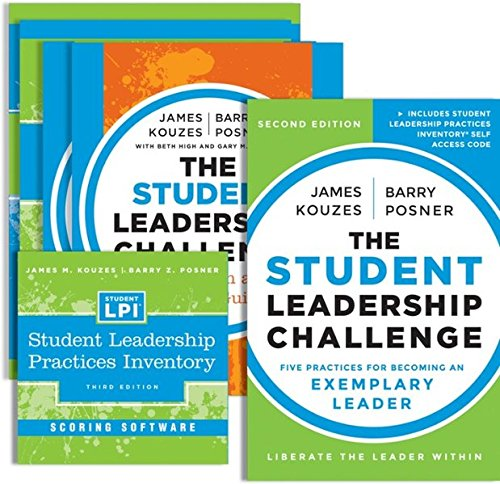 The Student Leadership Challenge Deluxe Facilitator Set (J-B Leadership Challenge: Kouzes/Posner)